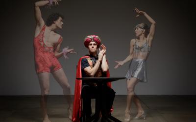 Felipe Barrueto-Cabello, Andrew Ward, Marit Brook-Kothlow, photo by RJ Muna