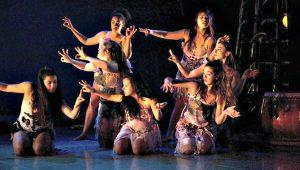 Dance Mission's GRRRL Brigade
