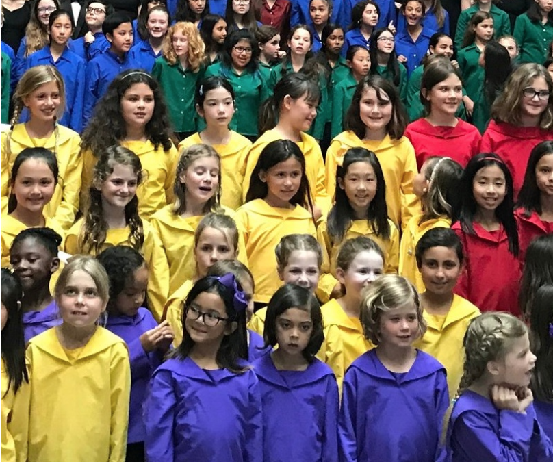 Piedmont East Bay Children's Choir
